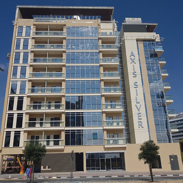 Apartments for Sale in Silicon Oasis